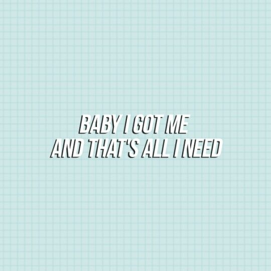 from tumblr, confidence, i got me, lyrics, iggy azalea