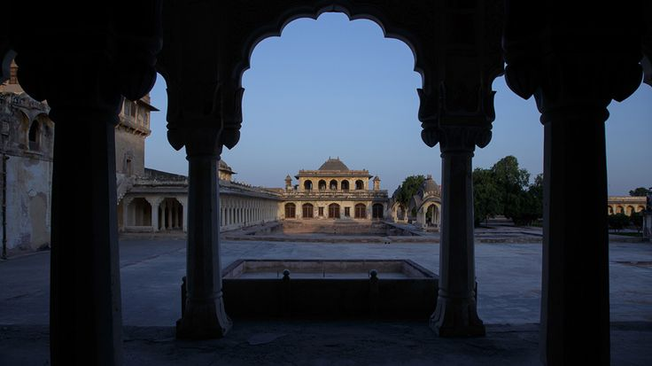 Fort de Nagaur dans le Rajasthan © Nikolaz Godet