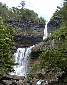 I will never forget going to the Catskill Mountains with my family. There are so many neat waterfalls like this.