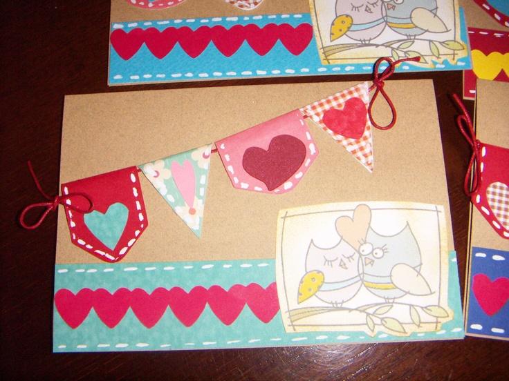 tarjeta amor y amistad