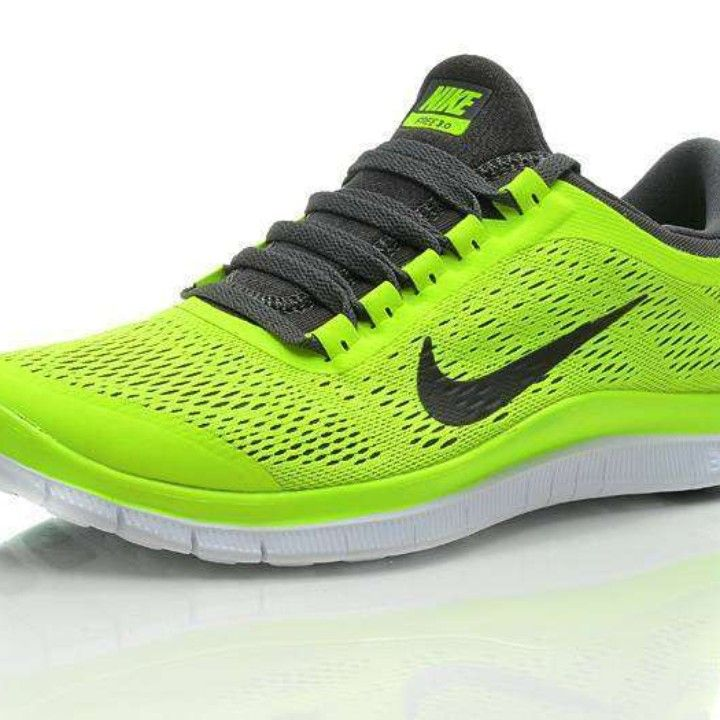 Men's Nike Free Run 3.0 V5 Running Shoes..Yellow  from Big Country for $129.99 on Square Market