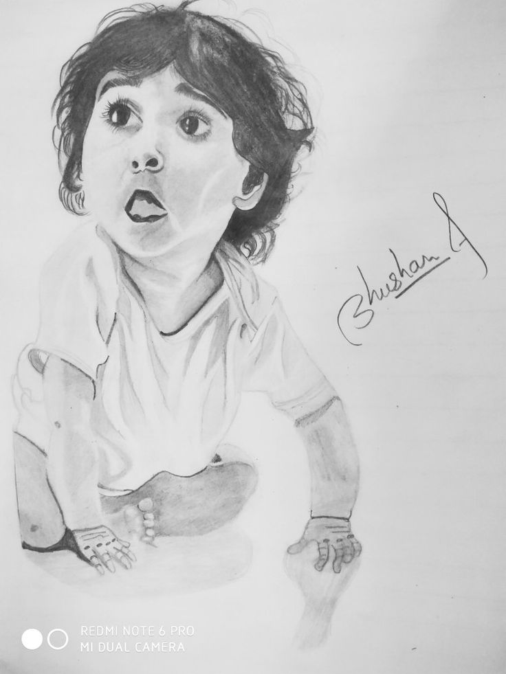 Baby boy | Drawing images, Boy sketch, Drawings