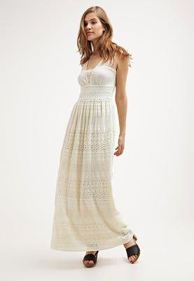 Köp Morgan Stickad klänning - vanille för 959,00 kr (2016-05-22) fraktfritt på Zalando.se
