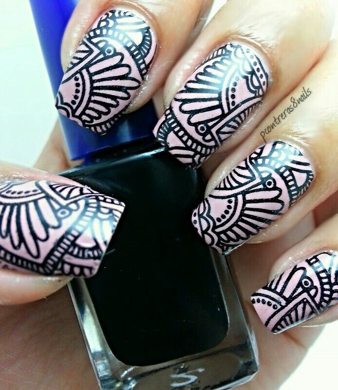 80 best Infinity Nails Stamping images on Pinterest | Infinity nails ...