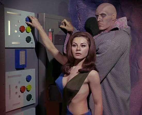 star trek girls   Sheryl's Star Trek Site: Star Trek Women: Classic Star Trek: Andrea