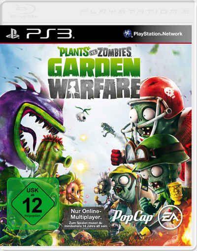Electronic Arts Software Pyramide - Playstation 3 Spiel »Plants vs. Zombies: Garden Warfare«
