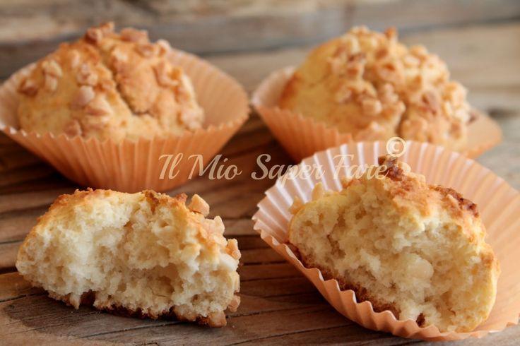 Biscotti di mandorle e ricotta ricetta facile blog il mio saper fare