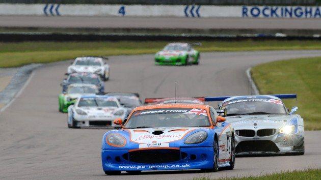 Zoe Wenham racing at Rockingham. Picture courtesy Jakob Ebrey