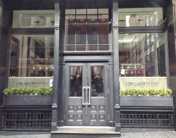The Mercer Hotel in SoHo NYC