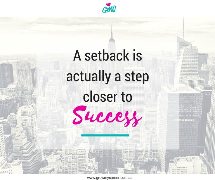 Inspirational quote. If you fail, keep going, Success may just be a step away!