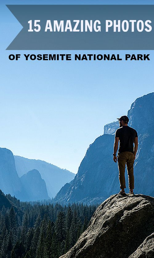 Stunning photos from Yosemite National Park, click the link now to see all 15!