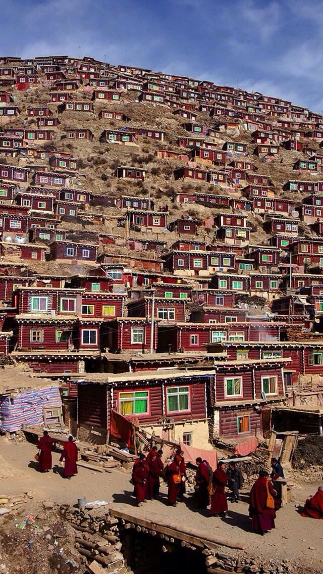 "tibet is located in the highest region of the world, which is why it is often referred to as the ""roof of the world"""
