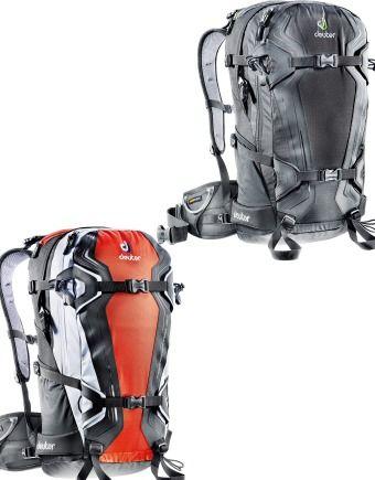 Freerider Pro 30 Deuter : Sacs à dos ski/snowboard. Testé et approuvé en sac à dos quotidien, extérieur ou pour we. Accessorisation impeccable.