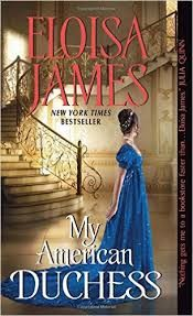 Pentatwine: My  American Duchess by Eloisa James