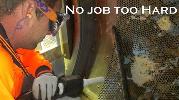 No Job Too Hard