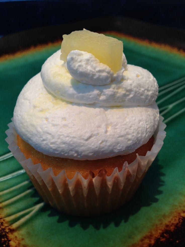 cupcake piña