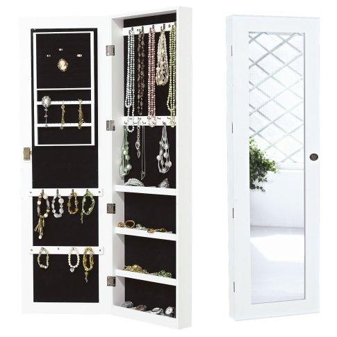 die besten 25 schmuckschrank mit spiegel ideen auf. Black Bedroom Furniture Sets. Home Design Ideas