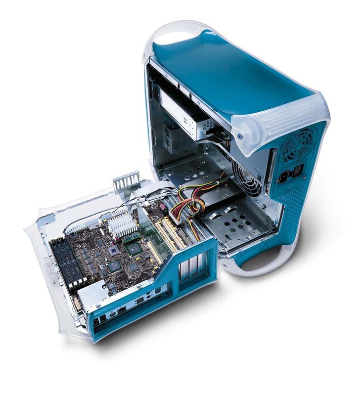 PowerMacintosh G3 Blue and White by Apple (1999)