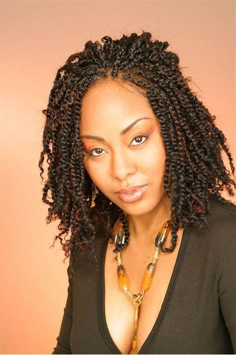 www black hair style image result for twist braids curly 2 strand 8114