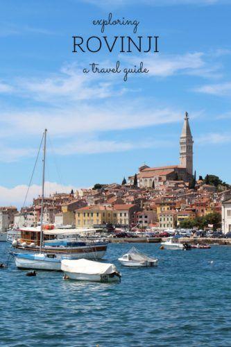 Rovinj, Croatia. Travel Guide