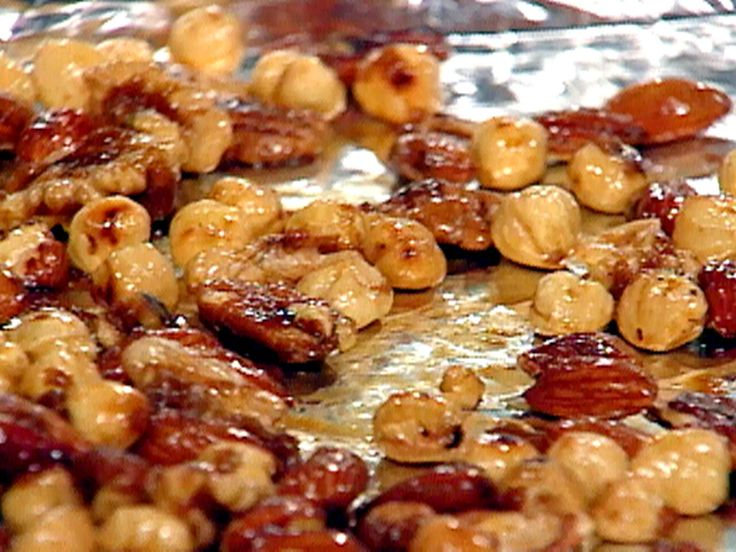 Get this all-star, easy-to-follow Emeril's Spiced Nuts recipe from Emeril Lagasse