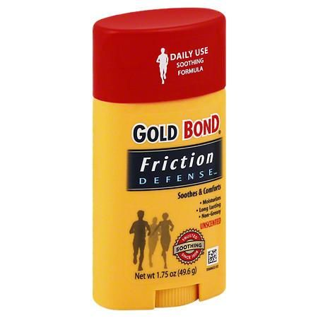 Gold Bond Friction Defense Stick Unscented - 1.75 oz.