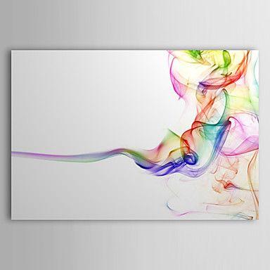 pintura al óleo el pensamiento abstracto 1211-ab0079 lienzo pintado a mano 2016 - $64.99