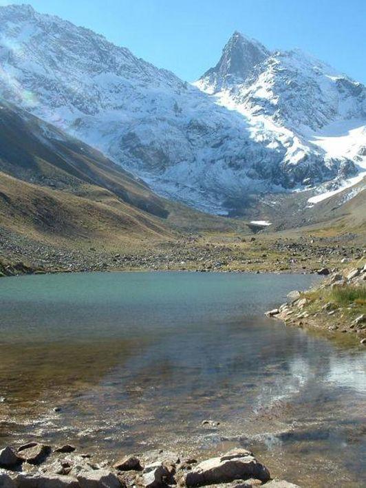 Destino #3 2015. Glaciar el Morado, Chile