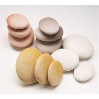 Natural Sorting Stones - Set of 12