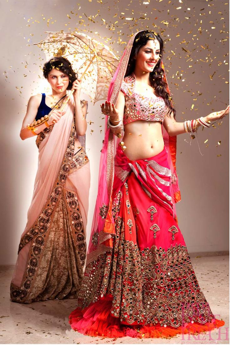 Bridal Couture :: The Pink Bride - Papa Don't Preach