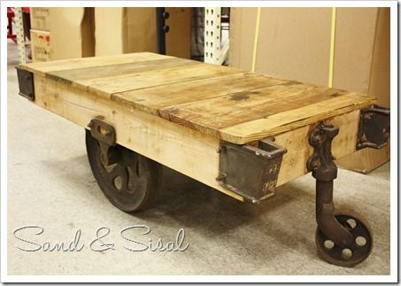 1000 Images About Table Ideas On Pinterest Industrial Furniture