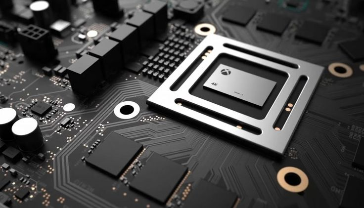 Microsofts Project Scorpio Xbox console specs show that it will be a VR beast