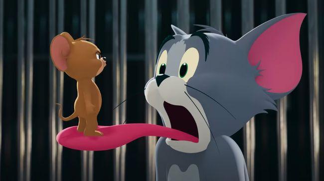 Pin On Tom Y Jerry 2021 Pelicula Espanol