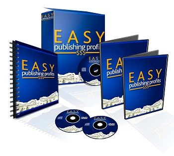 Easy Publishing Profits is a proven way to get paid a virtually passive income publishing on Udemy. It details the exact steps required to create a simple product, publish it on Udemy and get tons of sales without any advertising and without any outlay