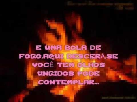 Fogo no pé divisa de fogo musica gospel