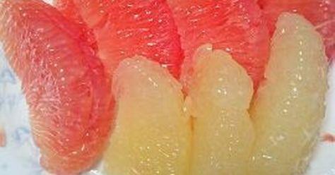 包丁いらず!グレープフルーツのむき方 by 小さなめぐみん [クックパッド] 簡単おいしいみんなのレシピが237万品
