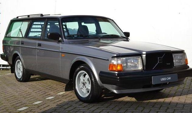 #Volvo #245 #Turbo
