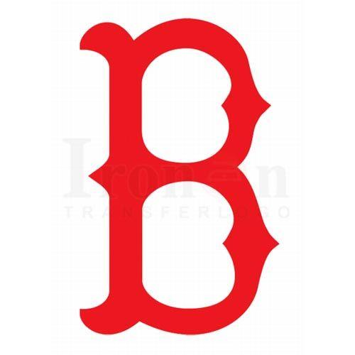 9 best sports iron ons custom mlb boston red sox logo images on rh pinterest co uk boston red sox font dafont boston red sox font dafont