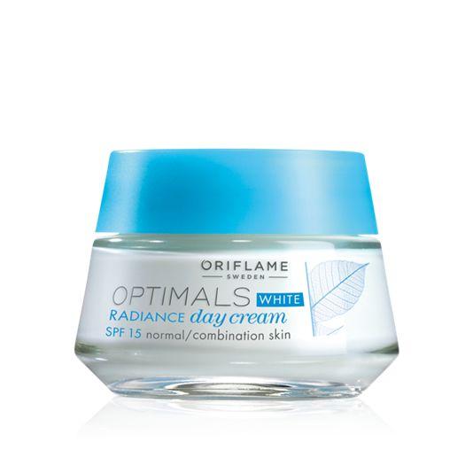 Optimals White Radiance Day Cream SPF 15 Normal/Combination Skin