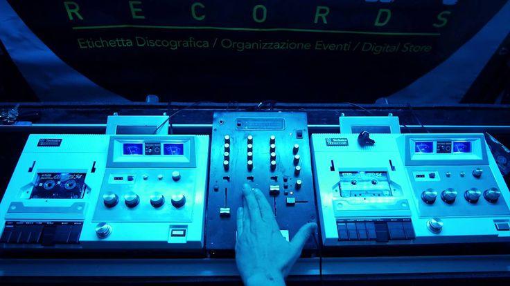 Technics RS620 Cassette Dj Deck by (Dj Dimi)