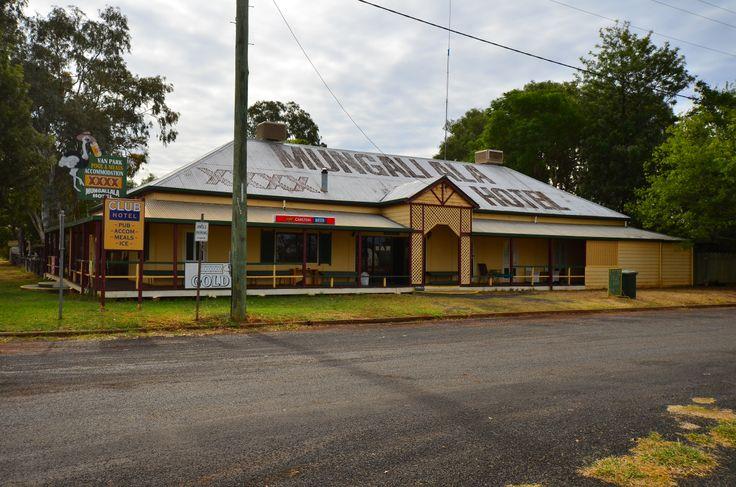 Mungallala Hotel QLD