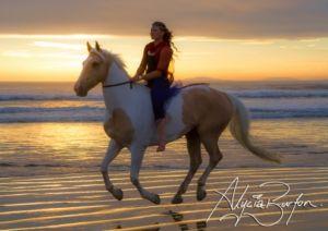 Free Riding NZ Alycia Burton