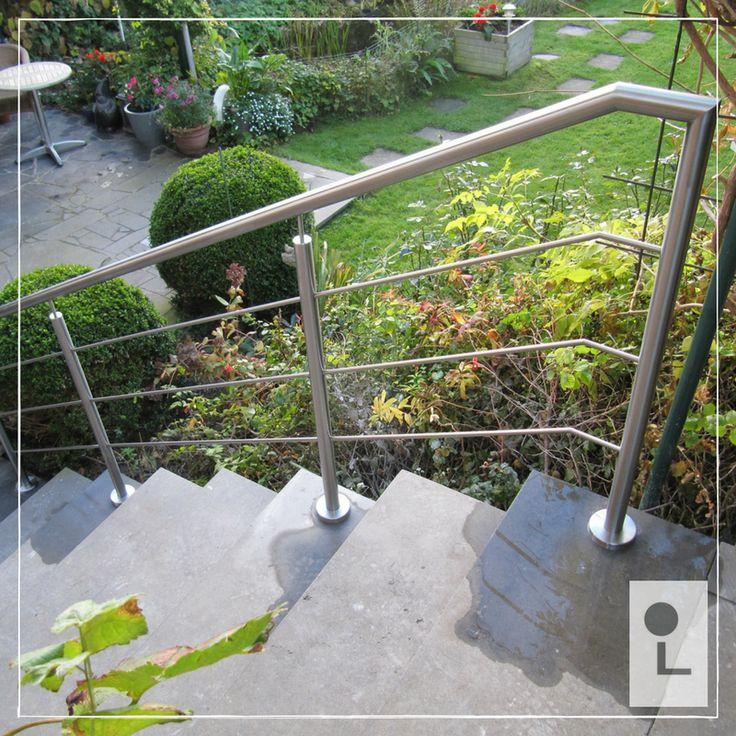25 beste idee n over buiten trap op pinterest trappen weegschaal en architecturale - Buiten terras model ...
