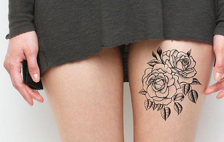 Algunos consejos para tatuarse flores
