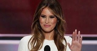 Donald Trump's wife, Melania Trump, who is hoping to be US next First Lady (cough) gave her first major address before the nation yesterday night at the Republican National Convention., and many were impressed until they realized the former model plagiarized a number of lines from first lady Michelle Obama's speech at the 2008 Democratic National Convention. There are a few word for word similarities.