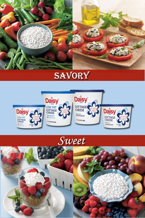 See what makes Daisy Cottage Cheese different!