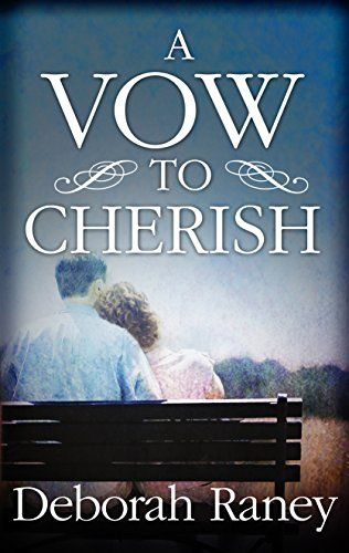 This isn't actually a Chicory Inn novel, even though the cover looks very much like one! My very first novel, A VOW TO CHERISH is releasing again on June 12, 2017 as a Harlequin Special Release e-book. If you liked the Chicory Inn Novels, I think you'll enjoy this story as well.