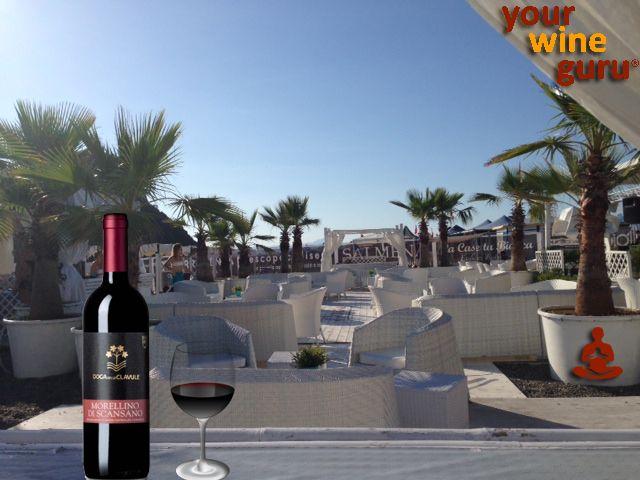#MORELLINO DI #SCANSANO DOCG yourwineguru questa sera vi consiglia un vino morbido e fruttato, nato dall'armonico incontro tra la brezza marina e le dolci colline, nella Maremma Toscana...