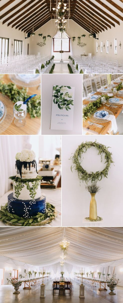 Minimalist inspired wedding reception and ceremony with touches of greenery and floating plants! Plus tips on how to create the look! https://www.theprettyblog.com/wedding/stylish-minimalist-a-must-see-wedding-in-cradock/?utm_campaign=coschedule&utm_source=pinterest&utm_medium=The%20Pretty%20Blog&utm_content=Stylish%2C%20Must-See%20Wedding%20in%20Cradock Photography by Aglow Photography