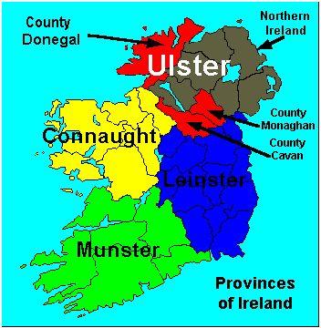 Running in Munster, Ireland: June 2013